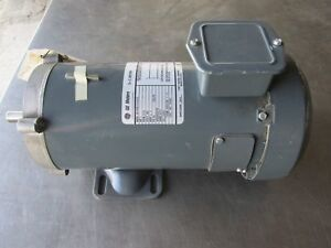 Ge 1 Hp Dc Motor 5bpb56saa43c 5 8 Shaft New No Box