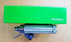 Welch Allyn 41100 Transilluminator With Rchg Handle Red Button