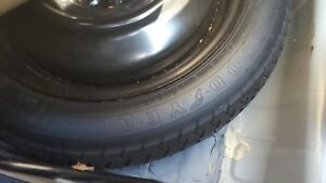 07 08 09 10 11 12 13 14 15 16 17 Toyota Camry 17x4 Spare Wheel With Tire