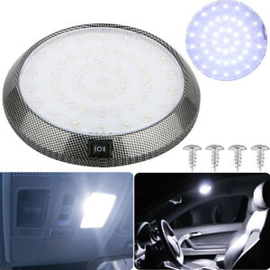 Universal 46led Car Vehicle Interior Dome Roof Ceiling Reading White Light Lamp