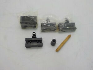 Hhip 3900 5105 Axa 100 Quick Change Tool Post Set Wedge Type