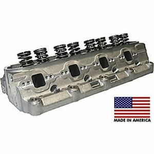 World Products 053030 1 Small Block Ford Windsor Jr Cast Iron Cylinder Head