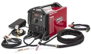 Lincoln K5126 1 Square Wave Tig 200 Welder