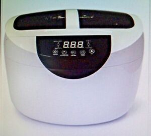 Kendal Digital Ultrasonic Cleaner With Heater Timer Hb 4820 New In Box