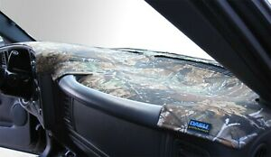 Jeep Liberty 2002 2007 Dash Board Cover Mat Camo Game Pattern