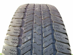 Used Lt265 70r18 124 S 8 32nds Goodyear Wrangler Sr A