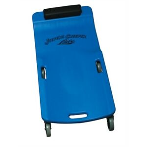 Blue Large Wheel Plastic Creeper Lis94032 Brand New