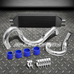 Bolton Bar Plate Turbo Racing Black Intercooler Piping 92 00 Civic Eg Ek Integra