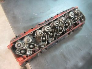 Chevrolet Gm 350 Engine Motor Cylinder Head 83417369 Hot Rod Rat Rod Parts