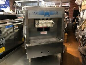 Taylor 161 27 Soft Serve Ice Cream Machine 208 230 Volts Single Phase Air Cooled