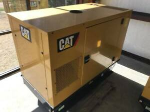 2015 Cat 20 Kw Standby Generator New Unused Cat C2 2 Perkins 4 Cylinder Diesel
