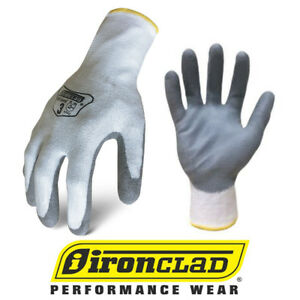 Ironclad Ikc3 Cut Resistant Level 3 Safety Work Gloves 12 Pair Bulk Case