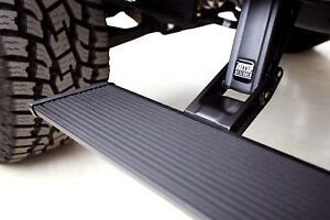 Amp Research Xtreme Running Boards For 2014 2018 Chevrolet Gmc 1500 3500