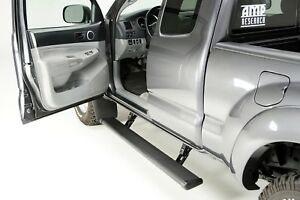 Amp Research Powerstep Electric Running Boards 2005 2015 Toyota Tacoma