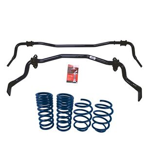 Ford Performance Parts M 5700 M Street Sway Bar And Spring Kit Fits Mustang