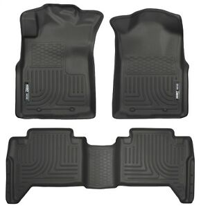 Husky Liners 98951 Weatherbeater Floor Liner Fits 05 15 Tacoma