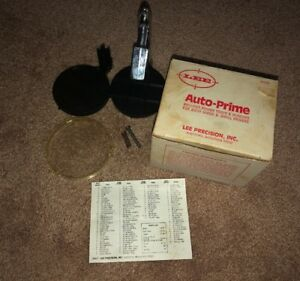 Lee Auto Prime Hand Priming Tool