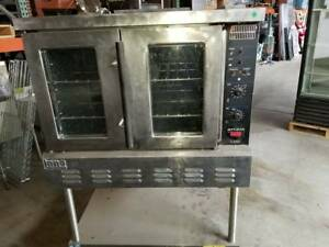Lang Gcof ap1 Gas Convection Oven Used Refurbished