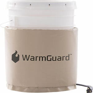 Warmguard Bucket Heater5 gallon Capacity Wg05