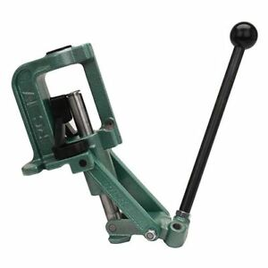 RCBS 9356 Rock Chucker Supreme Reloading Press Cast Iron Green