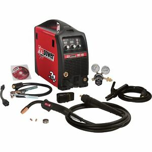 Firepower Mst 140i Thermal Arc Fabricator Multiprocess Welder 115v