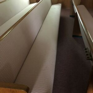 Church Pews Are 13 Long Selling For 150 A Piece Or 3 300 For All 22