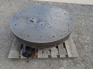 40 Fibrotakt Type 11 13 7 15 5 01 11 4 01 44 Rotary Indexing Table