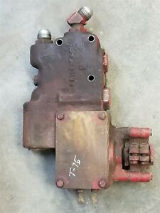 Priority Unloading Relief Valve International Farmall 1086 1486 1586