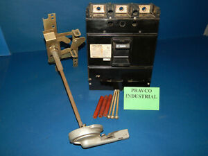 Challenger Type Njl Circuit Breaker 600amp 480vac 3pole With Operating Handle