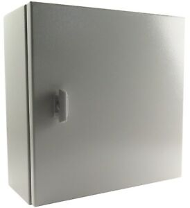 Yuco Yc 16x12x8 ip65 Nema Type 4 Ip65 Enclosure With Gland Plate 16 12 8