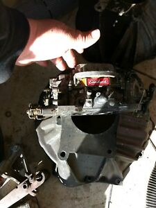 Carburetor Performer Series Edelbrock 1405 600cfm 4bbl Carb With Ma