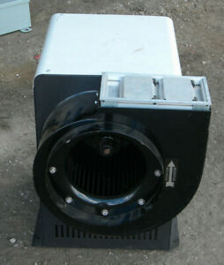 Labconco 3668100 Blower With Diffuser Assembly Dayton 5k260c Motor 1 4hp
