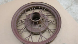 Model A Ford 1930 1931 19 Wire Wheel Mt 2268
