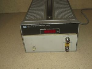 Hp 8349a Microwave Amplifier 2 20 Ghz