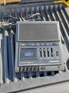 Panasonic Microcassette Transcriber Model Rr 930 Tested Working