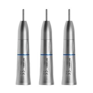3 Kavo Style Dental Low Speed Straight Nosecone Handpiece Inner Water Internal P