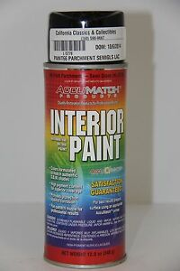 1966 Ford Mustang Parchment Semi Gloss Interior Paint Accumatch High Quality