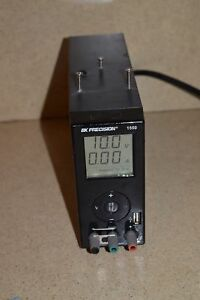 Bk Precision 1550 Dc Power Supply