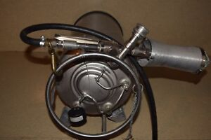 Alloy Products Stainless Pressure Tank 155 Psi bc1