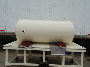 Milw Blr Mfg Horizontal Air Tank 150psi Approximately 375 Gallons