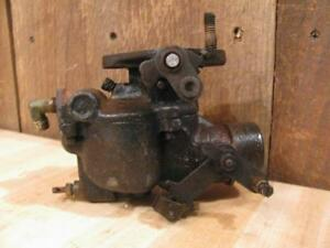 Vintage Antique Oliver 70 Gas Farm Tractor Engine Zenith Carburetor 10002 B8393j