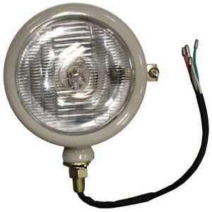 310066f 12 Volt Lh Head Light For Ford New Holland Tractor 2n 600 800 8n 9n Naa