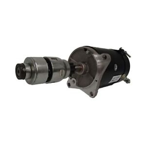 Starter W Drive Fits Ford New Holland Tractor 6000 601 Series 650 660