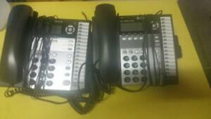 At t 1040 4 line Small Business System Phone Lot Of 2