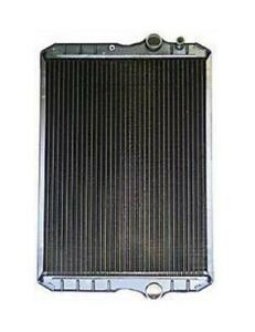 Re63188 Radiator For John Deere Tractors 4700 4710 4890 4895 7600 7610 7700 7710