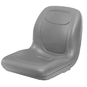 119 8829 Universal Products Tractor Gray High Back Seat 2144 2166 2188 2344