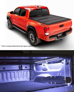 Bak Industries Bakflip Mx4 Cover 39 Led Light For Toyota Tundra W 67 Bed