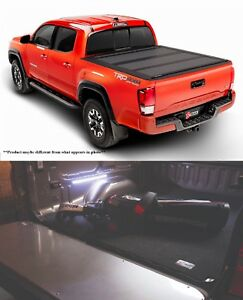 Bak Industries Bakflip Mx4cover 18 Motion Led Light For Toyota Tacoma 60 Bed