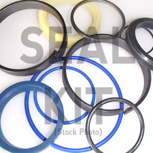 Lz00522 New Case Excavator Bucket Cylinder Seal Kit 9040b With Rod