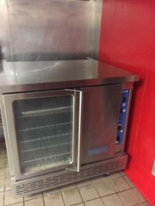 Imperial Commercial Single Deck Convection Oven Icv 1